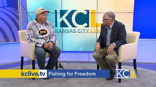 KCL - Fishing for Freedom - Video