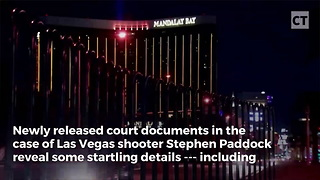 Newly Released Court Documents Show Strange Emails from Las Vegas Gunman - Video