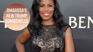 Omarosa's 3 most shocking White House revelations - Video