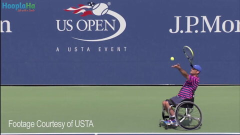Wheelchair Tennis Champion Serves Up Aces & Inspiration (DRAFT)