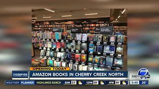 Amazon opening new store in Denver-- a book store