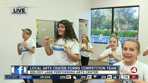 Melody Lane Performing Arts Center sends competition team to Junior Theater Festival -- 7am live report
