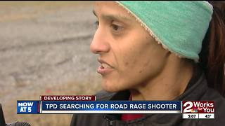 Witness describes road rage shooting - Video