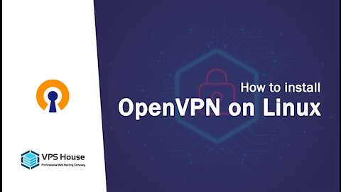 [VPS House] How to install OpenVPN on Linux?