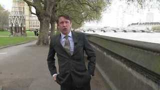Jonathan Pie's Temperature Raised by Terms Like, 'Election Fever' - Video