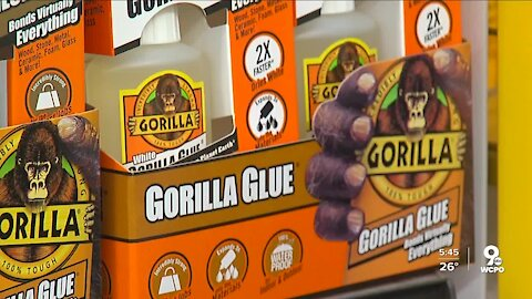DwYM: Cincinnati's Gorilla Glue sees sales surge after controversy