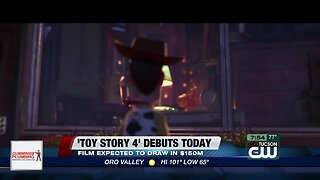 Odd 'Toy Story 4' is a gripping change of pace for the series