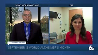 Wellness Wednesday: World Alzheimer's Month