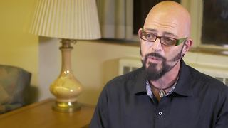 TV host Jackson Galaxy promotes animal shelter 'Rescue Rebuild' project - Video