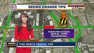 Seeing Orange Traffic for 8/6 - Video