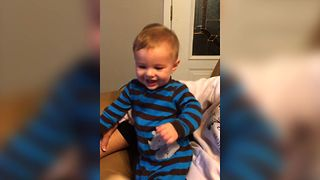 Baby Has Got The Goofy Giggles - Video