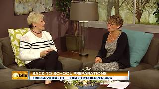 Erie County Health Commissioner - Back-to-School Safety