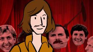 How George Harrison Saved Monty Python - Video