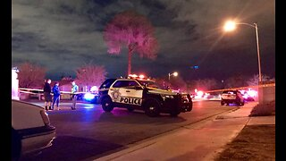 Police involved in shooting in east Las Vegas neighborhood