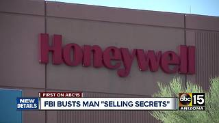 US law enforcement secrets were up for sale by Honeywell employee - Video