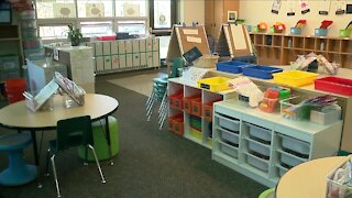 Schools ready to go back to in-person learning Tuesday