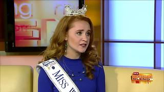 Miss Wisconsin Discusses Her Miss America Experience - Video