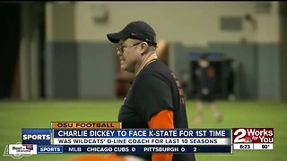 Mike Gundy Shares Boone Pickens Story
