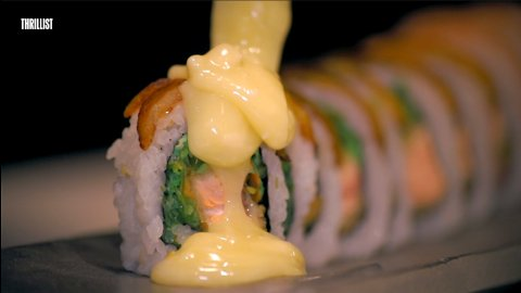 Raclette Sushi, the Cheesy Combo You Didn't Ask For