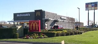McDonald's workers help save woman