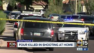 Investigation into north Scottsdale shooting ongoing - Video