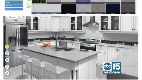 Want a gourment kitchen? Granite Transformations launches NEW design tool!
