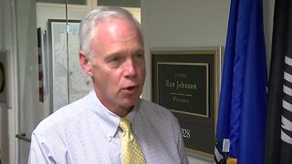 Sen. Ron Johnson on Obamacare - Video