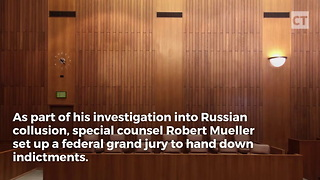 Witness Claims Mueller Stacked Grand Jury Against Trump