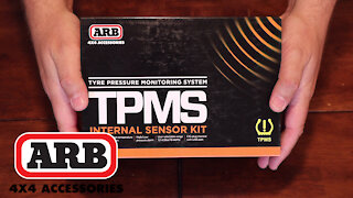 ARB Internal Tire Pressure Monitering System
