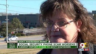 DWYM: Social Security phone scam worsens