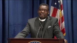 Bishop Harry Jackson passes away