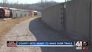 Wyandotte County gets grant to make over trails