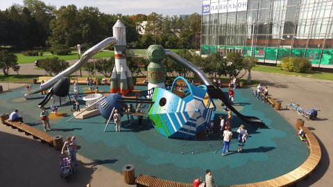 This Is the Future of Playgrounds