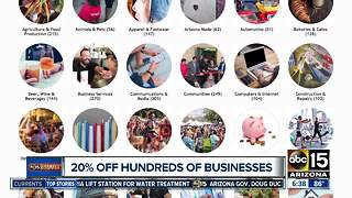 Shop local and save money! - Video