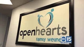 Your Valley Toyota Dealers are Helping Kids Go Places: Open Hearts Family Wellness