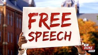 Ep. 325 – University Says Safe Spaces Are In & First Amendment Is Out