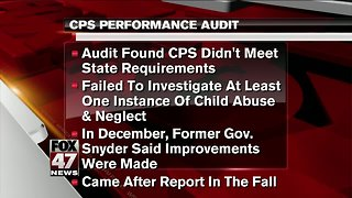 CPS audit report release
