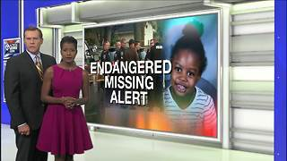 Police locate 9-year-old missing girl with Autism - Video