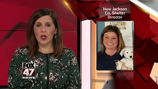 Jackson County has new animal shelter director - Video