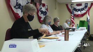 KC metro election boards see surge in poll workers