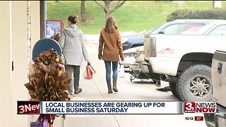 Local businesses are gearing up for Small Business Saturday