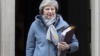 Theresa May's Brexit Deal Faces Judgment From Parliament
