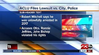 Bakersfield man and ACLU file discrimination lawsuit - Video