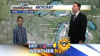 Meet Ethan, our NBC26 Weather Kid of the Week - Video