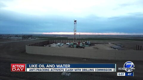 Colorado won't halt drilling as it refocuses rules on safety