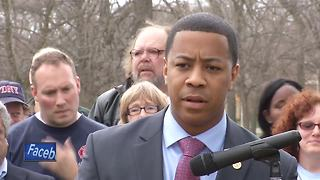 Mitchell expected to announce gubernatorial bid - Video
