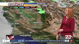 Triple digits return this weekend in Bakersfield - Video