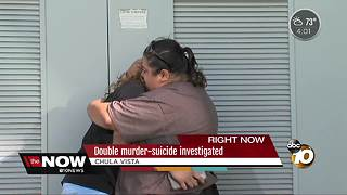 Double murder-suicide investigated - Video