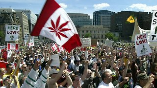 Canada's Legislature Just Voted To Legalize Marijuana