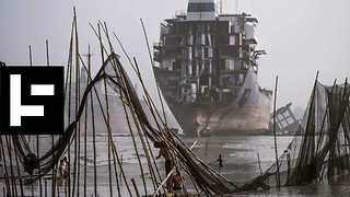 Danger: The Ship Breakers of Bangladesh - Video